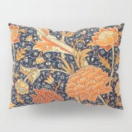 William Morris Cray Floral Art Nouveau Pattern Pillow Sham