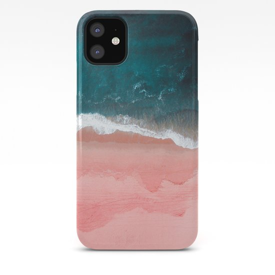 Turquoise Sea Pastel Beach III by nauticaldecor