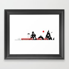 Promiscuity Framed Art Print