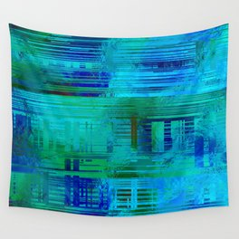 SchematicPrismatic 05 Wall Tapestry