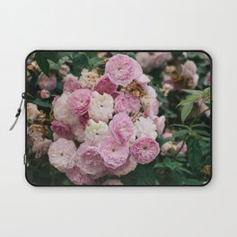 The smallest pink roses Laptop Sleeve