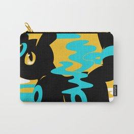 #197 - Umbreon (shiny ver.) Carry-All Pouch