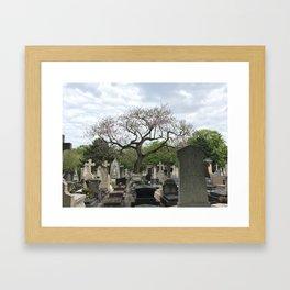 The Tree of the Dead Framed Art Print