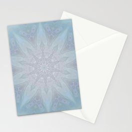 Blue Crown Stationery Cards