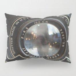Photographers Dream II Vintage Camera Pillow Sham