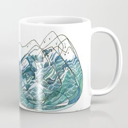 Whistler Blackcomb Coffee Mug
