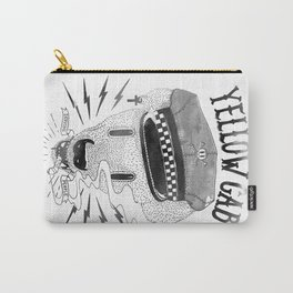 Bad Taxi Driver Carry-All Pouch