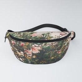 Spring Magnolia Fanny Pack