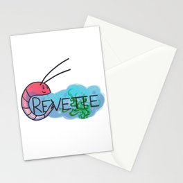 Shrimpetta Stationery Cards