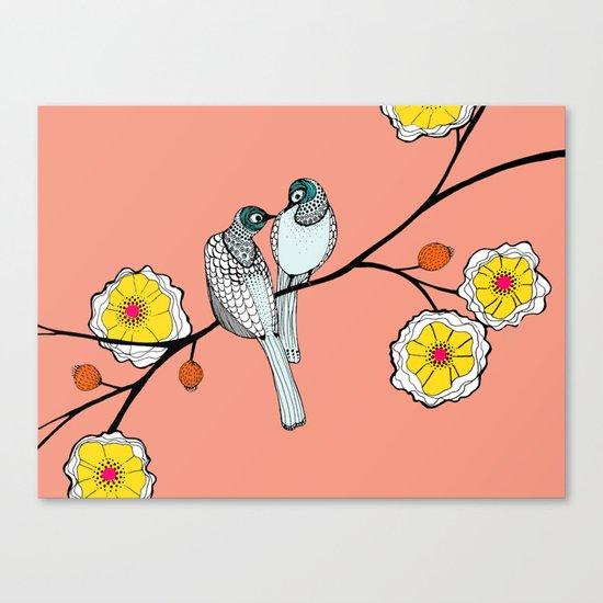 fresh love Canvas Print