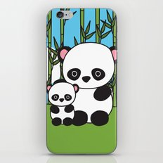 Panda Sweetness iPhone & iPod Skin