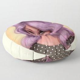 Indigo Floor Pillow