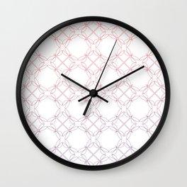 Libelulas IV Wall Clock