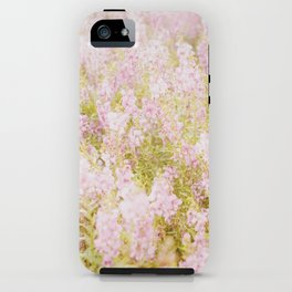 Summer Pink iPhone Case