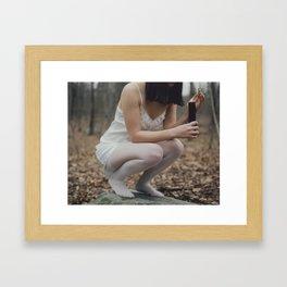 Mystics VI Framed Art Print