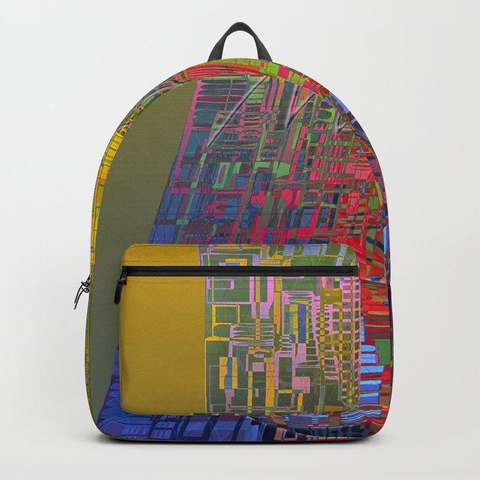 Summer / GALACTIC PLEASURES Backpack