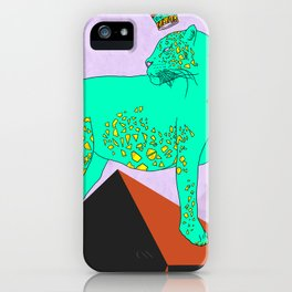 Natural Treasures nº3 iPhone Case