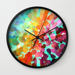 """connect"" Wall Clock"