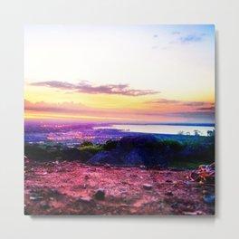 Folsom Lake, CA Metal Print