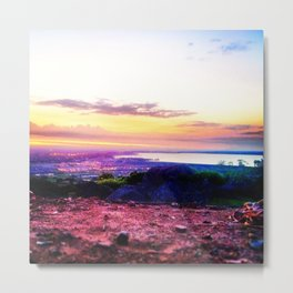 Folsom Lake, CA Metal Print