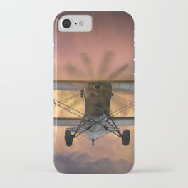 Loud Planes Fly Low iPhone Case