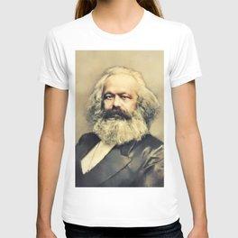 Karl Marx, Philosopher T-shirt
