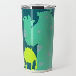 Monsters Inc. Travel Mug