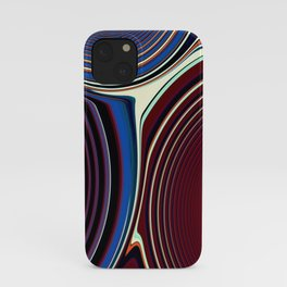Abstract Creation by Robert S. Lee iPhone Case