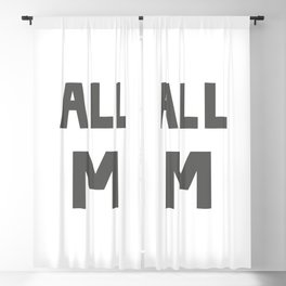 ALL M Blackout Curtain