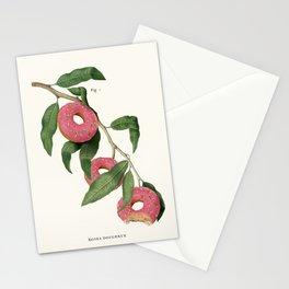 Donut Plant Stationery Cards