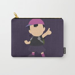 Ness(Smash)Purple Carry-All Pouch