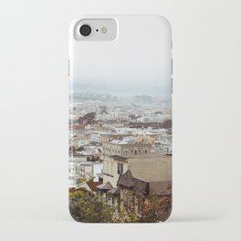 San Francisco Sunday Haze iPhone Case