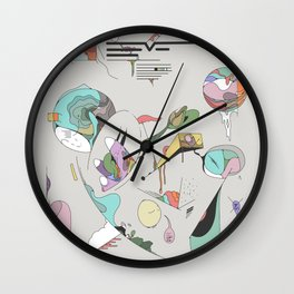 Data for the End Wall Clock