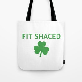 FIT SHACED Tote Bag