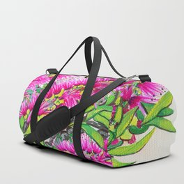 Callistemon Duffle Bag