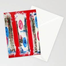 What you see is what you get Stationery Cards