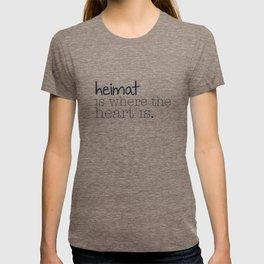 Heimat NO1 T-shirt