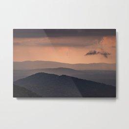 Smoky Mountain National Park II -  97/365 Nature Photography Metal Print
