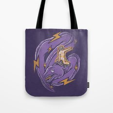 Electric Rodeo Tote Bag
