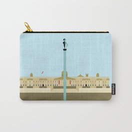 Trafalgar Square in London Carry-All Pouch