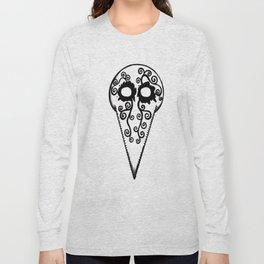 Plague Doctor Mask Long Sleeve T-shirt