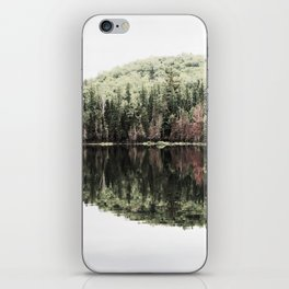 LakeScape - The middle ground iPhone Skin
