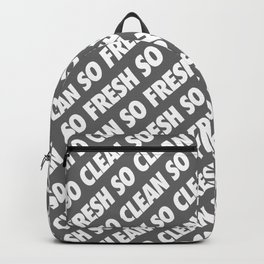 #TBT - SOFRESHSOCLEAN (REMIX) Backpack