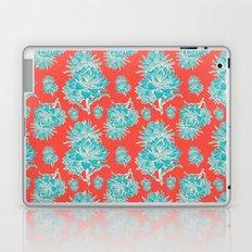 Artichoticka Cyan Laptop & iPad Skin