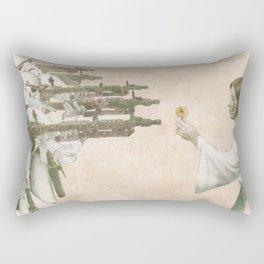 Flowers for Alderaan Rectangular Pillow