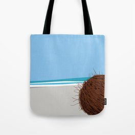Coconut's view Tote Bag
