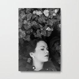 Imperfect Nature Metal Print