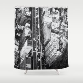 TOKIO V Shower Curtain
