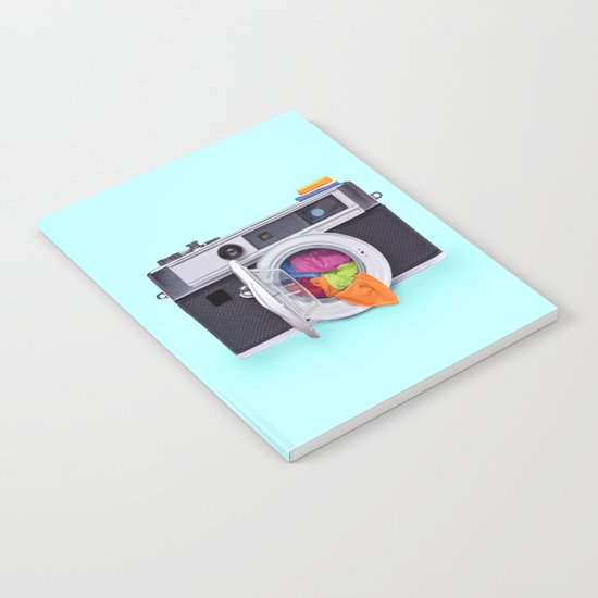WASHING CAMERA Notebook