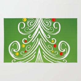 Christmas decorations 4 Christmas tree Rug